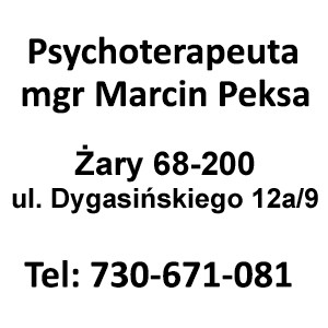 psycholog zary